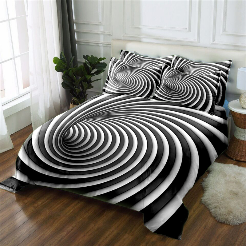 hot sale fashion 3D printed polyester bedding set queen king size duvet cover set bed sheet sethot sale fashion 3D printed polyester bedding set queen king size duvet cover set bed sheet set