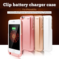Hot Battery charger case For iPhone 6 6s 10000mAh Extended Pack Power Bank Mobile lcd light Cover stand function free shipping