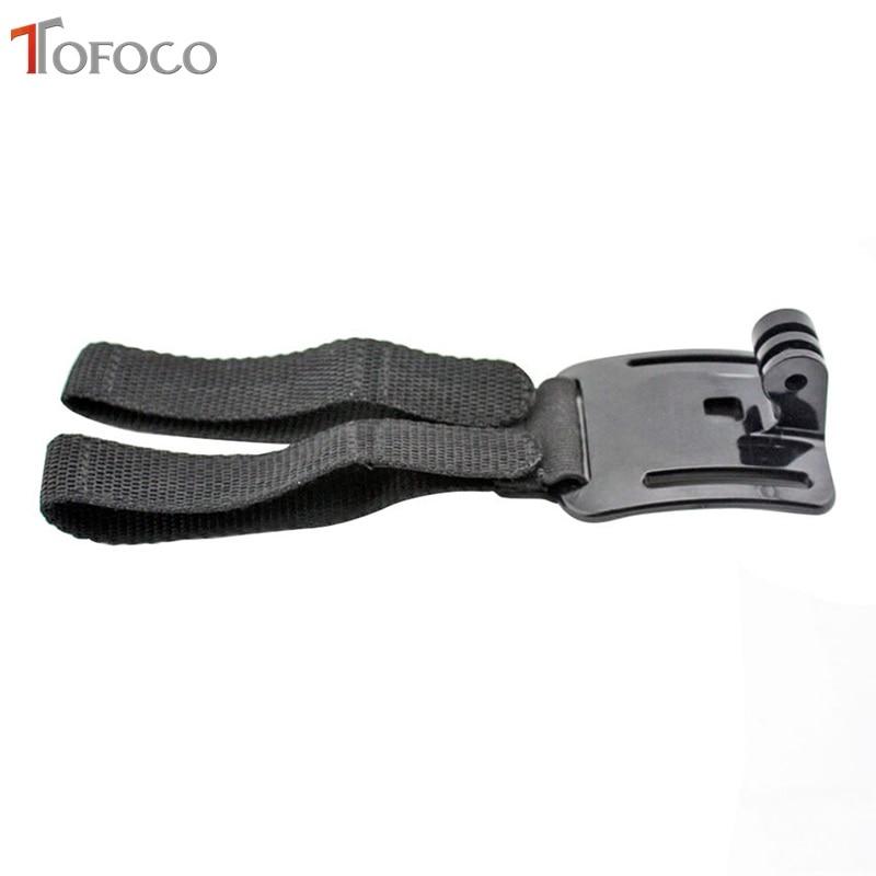 TOFOCO For Gopro Helmet Head Strap Cinturón Cámara Cámara Fija - Cámara y foto - foto 5