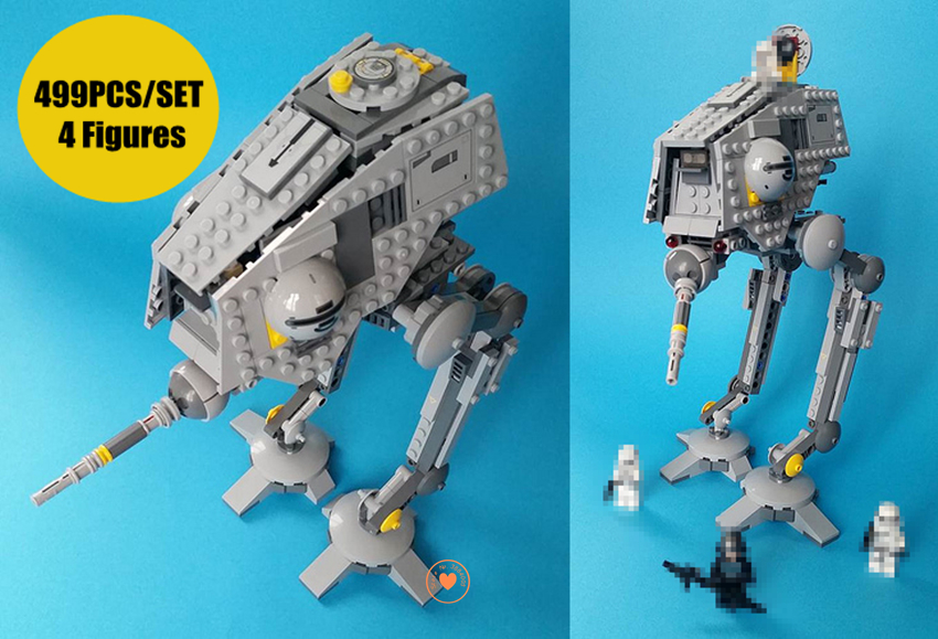 NEW Rogue One Imperial AT DP Force Awake Walker Building Block Bricks compatible legoes star wars figures Toy set gift kid