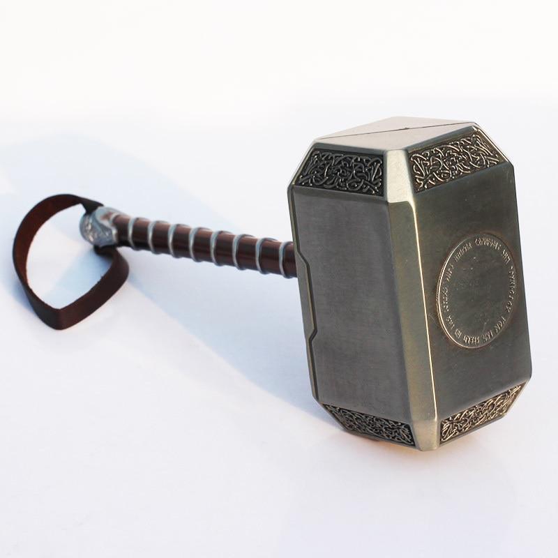 thor s hammer metal replica superheroez