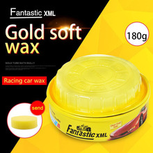 2018 Carnauba Car Wax Crystal Hard Wax Paint Care Scratch Repair Maintenance Wax Paint Surface Coating car coating wax for light colored vehicles 300 g