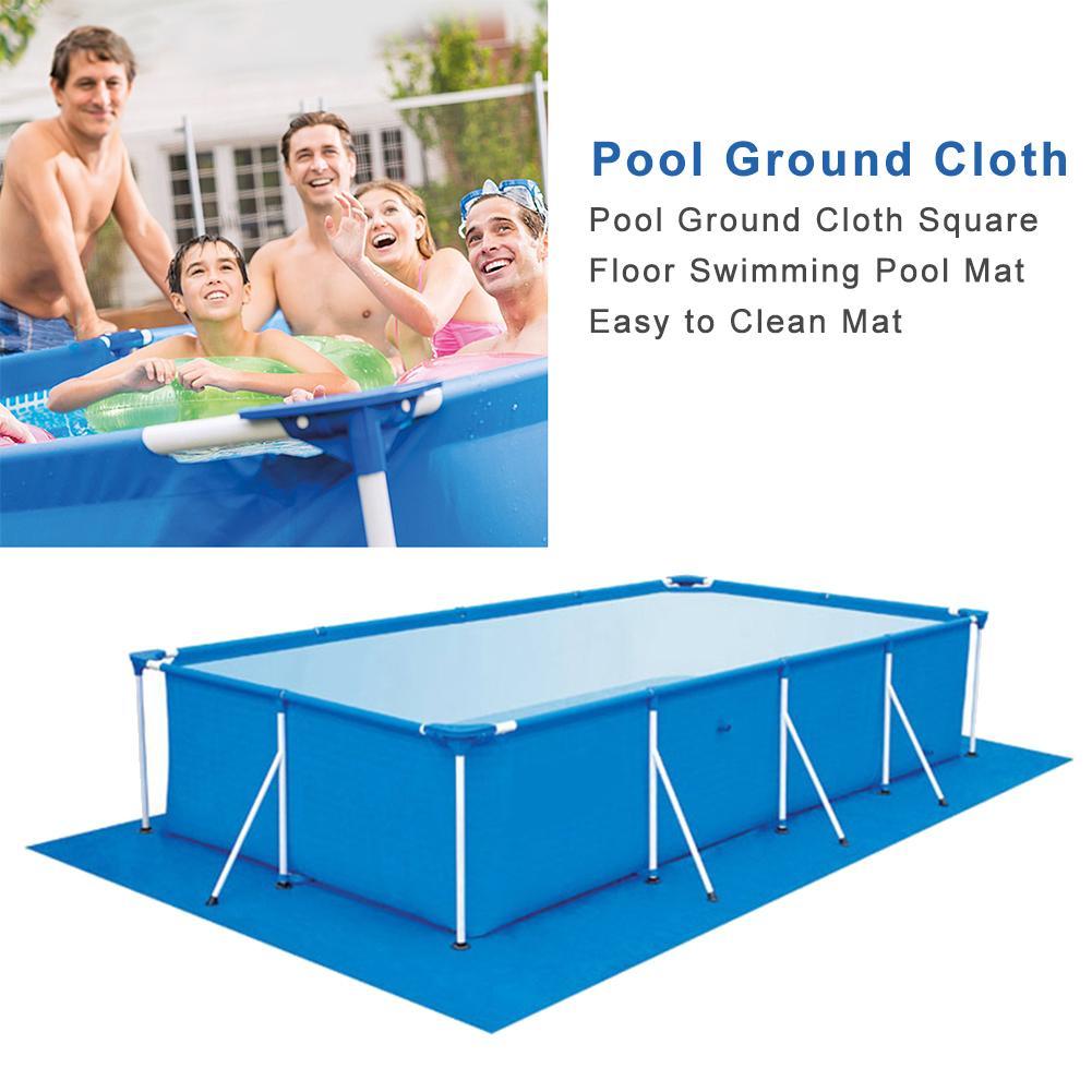 Где купить Горячая продажа большой размер плавательный бассейн круглый грунтовый тканевый чехол для губ пылезащитный напольный коврик для уличной виллы садовый бассейн