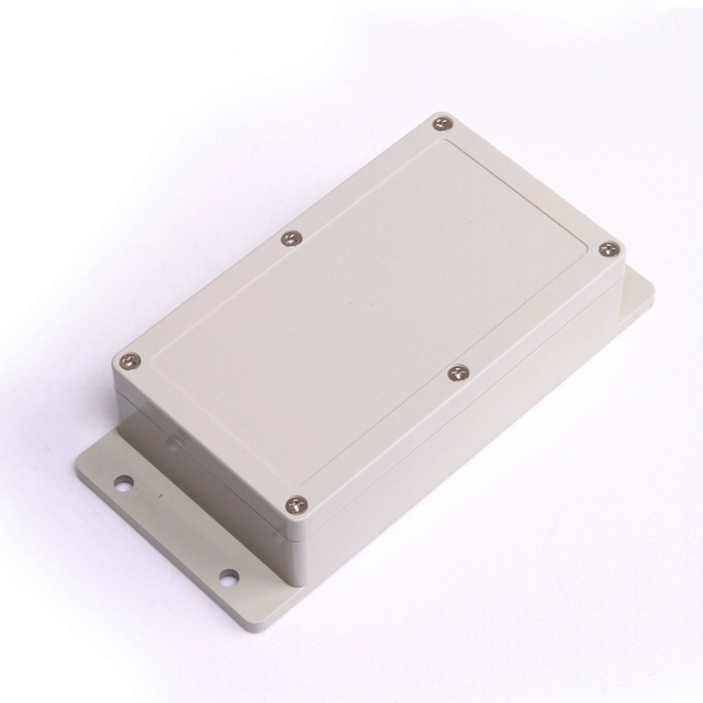 Free Shipping Plastic Electronic Project Box 158*90*46mm Grey DIY ...