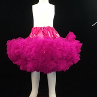 White Pettiskirts White Girls Short Skirts Christmas Wear Toddler Tutus Skirts Teen Dancing Wear Toddler Girls