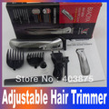 BAY-9200 Precisa Ajustable Recargable Pelo y Barba Trimmer-Gris Envío Gratis