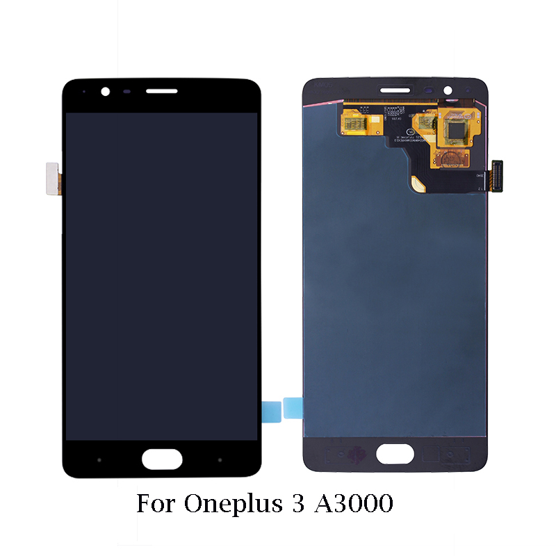 Image 5 - LCD Display Touch Screen Assembly For Oneplus 1 A0001 A2001 A3000