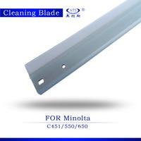 Hot Sale 1PCS New Copier Spare Parts Cleaning Blade for Minolta C451 C550 C650 Drum Blade Photocopier Machine