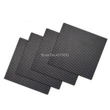 1piece Kydex K sheath Thermoplastic board Import from America Carbon fiber snake twill For DIY knife K sheath case