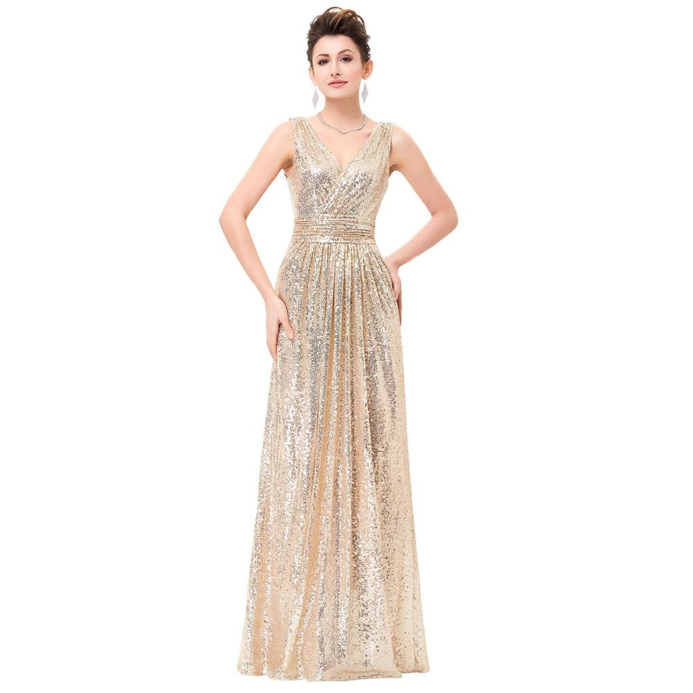 online kaufen gro handel lange gold kleider aus china lange gold kleider gro h ndler. Black Bedroom Furniture Sets. Home Design Ideas