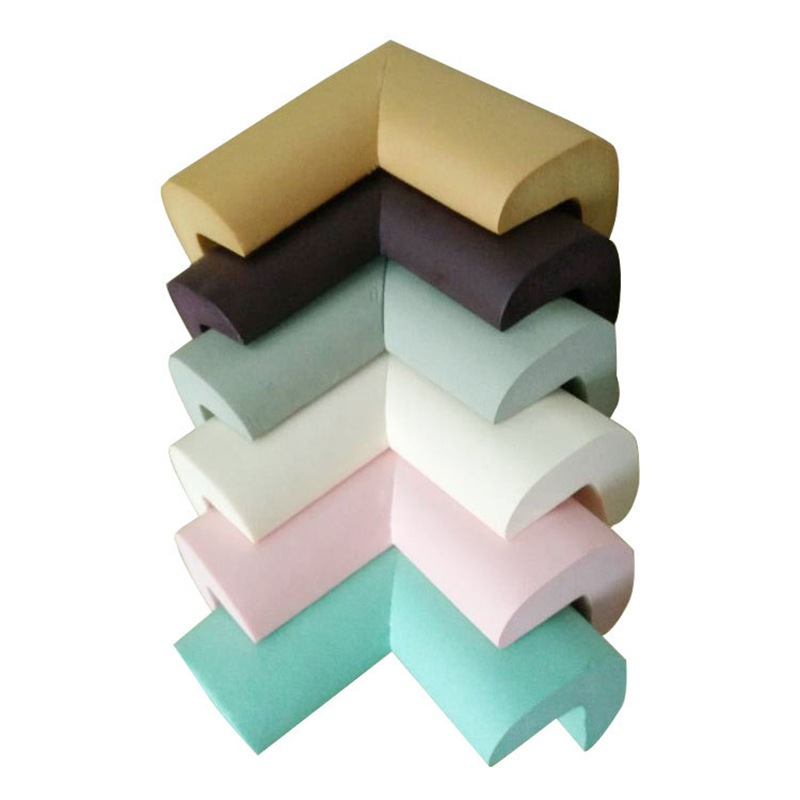 Dashing 10pcs/lot Kids Baby Safety Protection From Children Silicone Protective Corners Table Safe Desk Corner Edge Child Safety Edge & Corner Guards