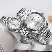 Fashion Women Watches Men Watch Luxury Gold Couple Watch Lover Sweet W