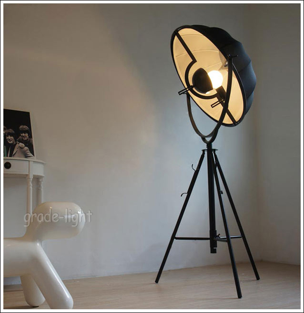 Italy satellite floor lamp design creative personality studio floor     Italy satellite floor lamp design creative personality studio floor lamp  umbrella shaped lamp 90V