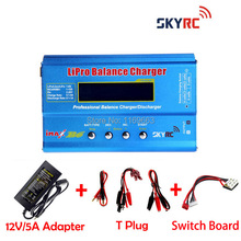 Original IMax B6 SKYRC 2s 6s 7 4v 22 2v Lipo NiMh Battery Balance Charger Power