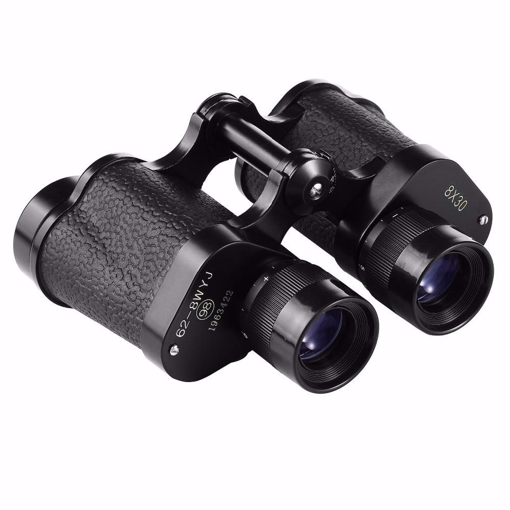 دوربین دوچشمی دوربین شکاری 8x30 فاصله شیب لیزر متر لیزری فاصله HD نظامی با شبکیه برای اندازه گیری ارتش ورزش در فضای باز 62