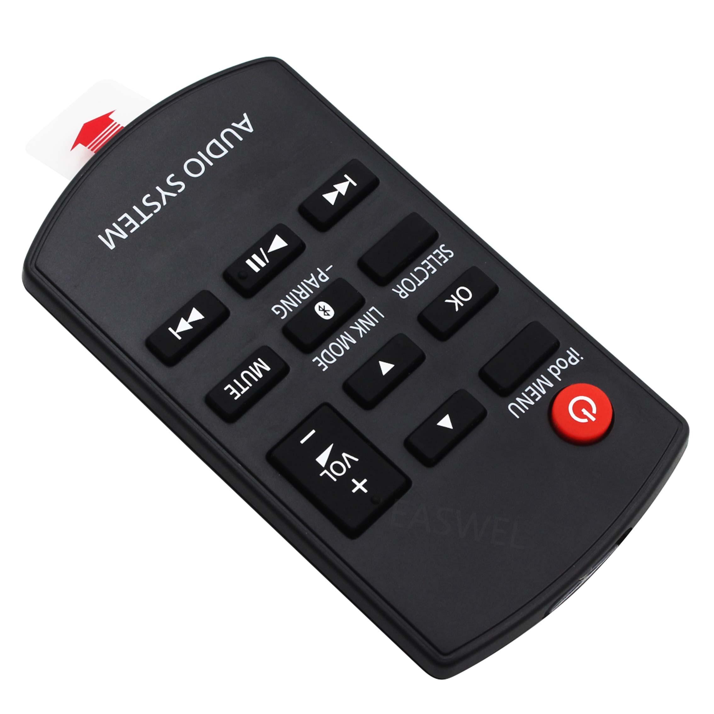 Nieuwe Voor Panasonic RAK-SC989ZM Bluetooth Afstandsbediening SC-HC05 SA-HC05