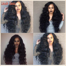New Beautiful 150 Density Full Lace Human Hair Wigs Body Wave Unprocessed Virgin Brazilian Full Lace Wig Glueless With Baby Hair