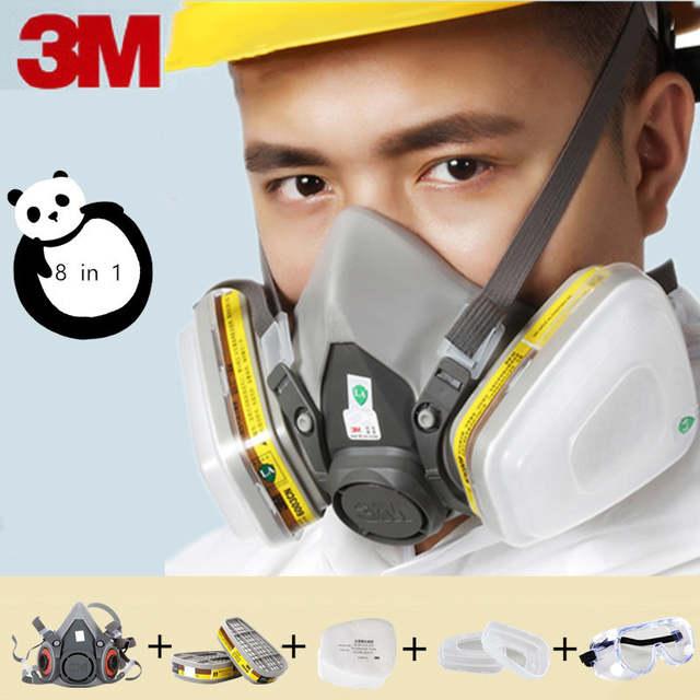 3m paint mask