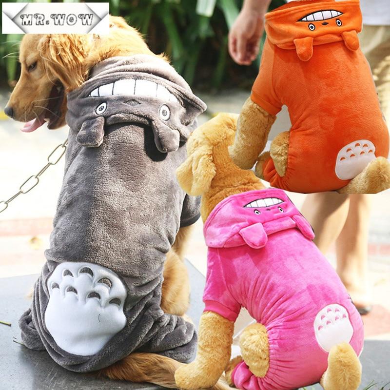 Big Dog Wearing Sweater Winter Pet Dog ...