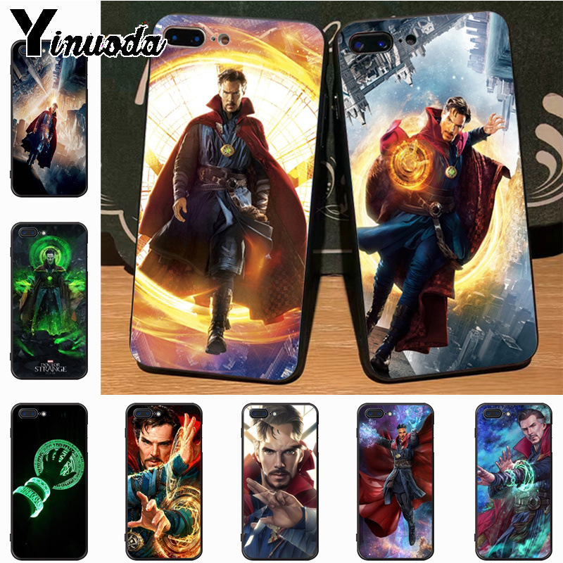 Cellphones & Telecommunications Yinuoda Marvel Doctor Strange Comic New Arrivalfashion Phone Case Cover For Iphone 7plus 6s 6plus 7 8 8plus X 5 5s Case Cover Can Be Repeatedly Remolded.