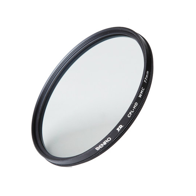 Benro 58mm PD CPL-HD WMC Filters 58mm Waterproof Anti-oil Anti-scratch Circular Polarizer Filter,Free shipping,EU tariff-free benro 58mm cpl filter shd cpl hd ulca