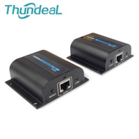 LKV372A HD 1080P HDMI Extender TX RX 60M Transmitter Receiver With IR CAT6 RJ45 Ethernet Cable