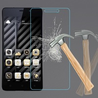 0.26mm Explosion-proof Front LCD Tempered Glass Film for Gionee M4 Screen Protector pelicula de vidro with clean tools