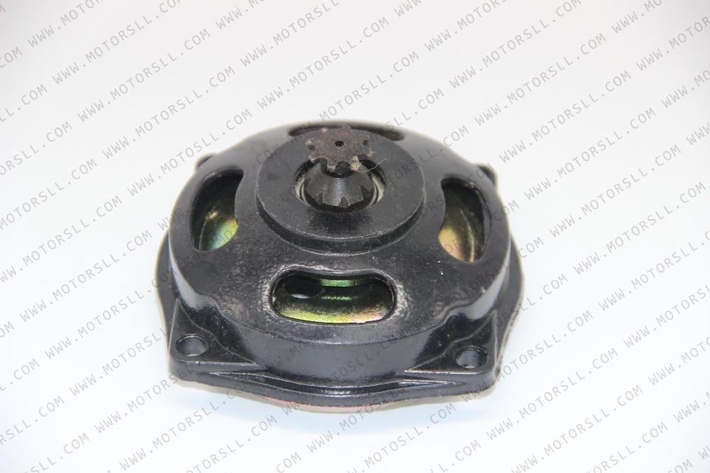 Pocket Bike Transmission 8 Tooth Gear box clutch drum w//warranty mta1 mta2 NEW