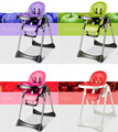 Multifunctional Portable Baby High Chair Folding Baby Dinning Chair Adjustable Lying Baby High Chair Dinner Lunch Baby Chair C01