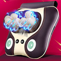 Massaging Lumbar Cushion 3d Electric Massage Pillow Vibrator Shoulder Kneading Massager Cushion Cervical Massage Device