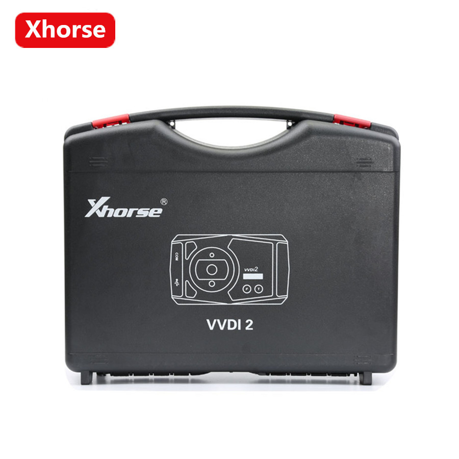 XHORSE VVDI 2 VVDI2 Generations of Rubber Boxes Just Case