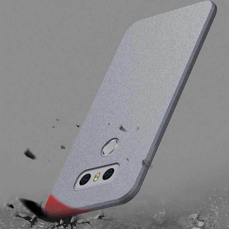 Ultra Slim mate caja del teléfono para LG V40 G7 ThinQ V30 suave de silicona a prueba de golpes a prueba de cubierta para LG Q8 Q6 mini G4 G5 SE G6 Coque