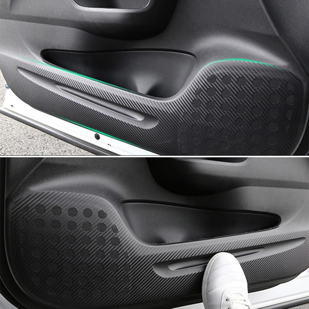 Cojín de la etiqueta engomada de la puerta del coche para Honda CRV - Accesorios de interior de coche - foto 2
