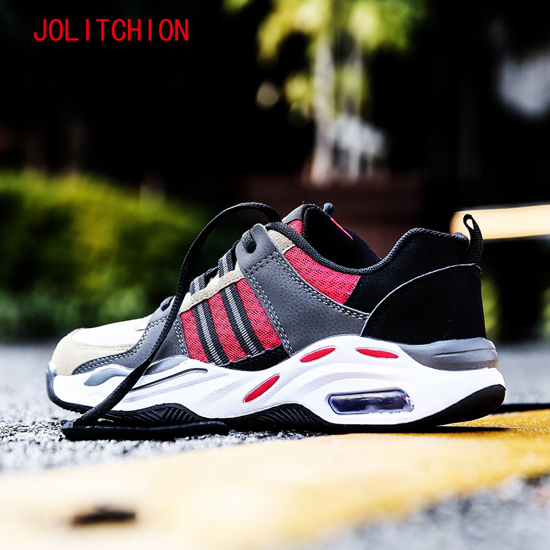 blue Calzado La white Ocio Casuales Hombre red Hombres Black De Zapatos Deporte Aire Transpirable Moda Adultos Zapatillas Cojín 2018 qxBwa6