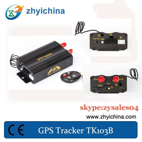 gps tracking security tk103B car gps tracker tk103b
