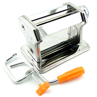 MEIHON Craft pasta machine for Polymer clay & Soft metal sheets Polymer clay machine for Rolling dough Fimo roller Dough rolling
