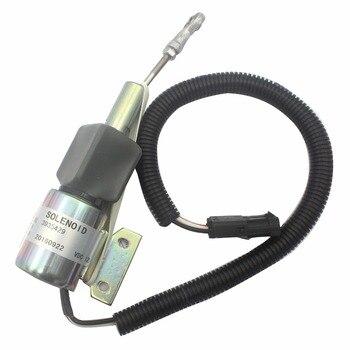 3935429 SA-4755-12 12v Shutdown Válvula Solenóide Escavadeira Diesel de Paragem Do Motor Solenóide