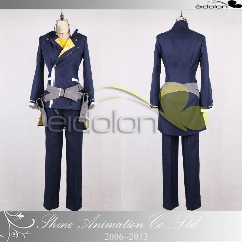 Здесь продается  Anime Tokyo Ravens Harutora Tsuchimikado cosplay costume  Одежда и аксессуары