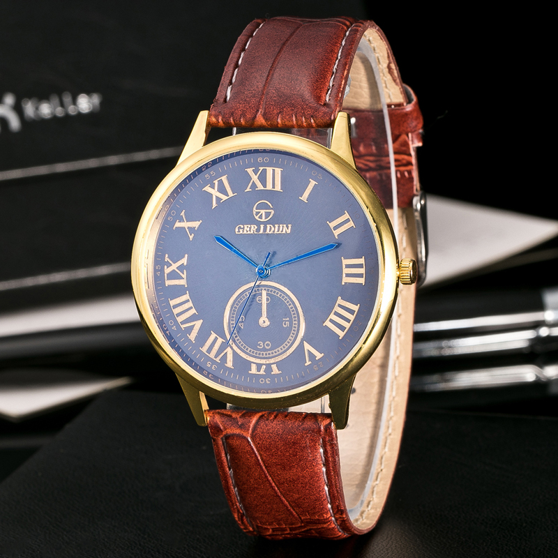 Merk Herenhorloge relojes para hombre Herenklok Quartz Militair Sport - Herenhorloges - Foto 3