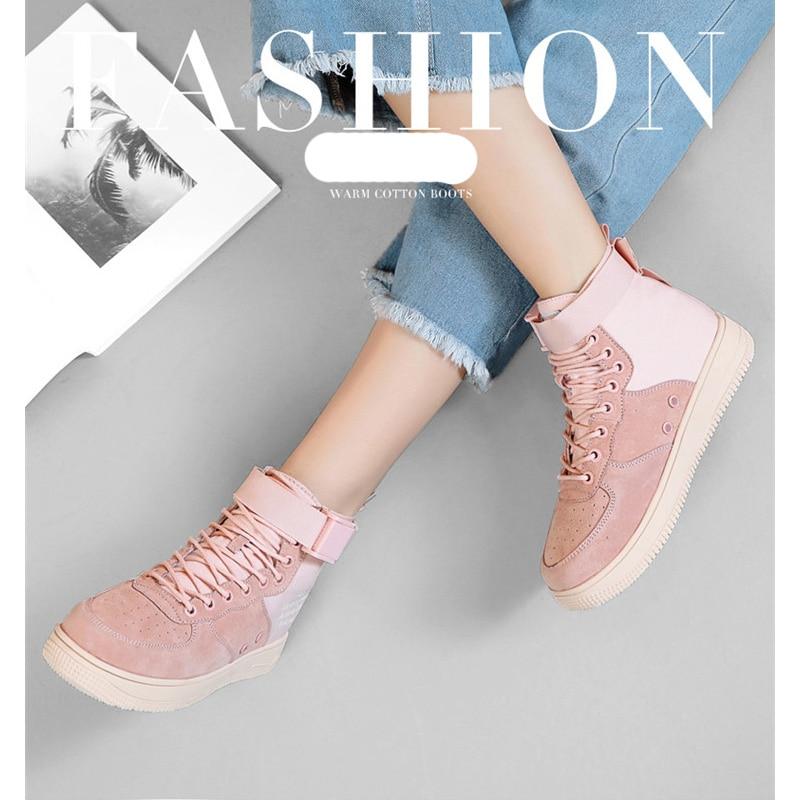 Femmes bottes pour sport style casual cheville chaussures à lacets casual cheville chaussures zapatos de mujer zapatos de hombre sapatos mulher bottes