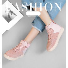 Women boots for sport style casual ankle shoes lace up shoe zapatos de mujer hombre sapatos mulher
