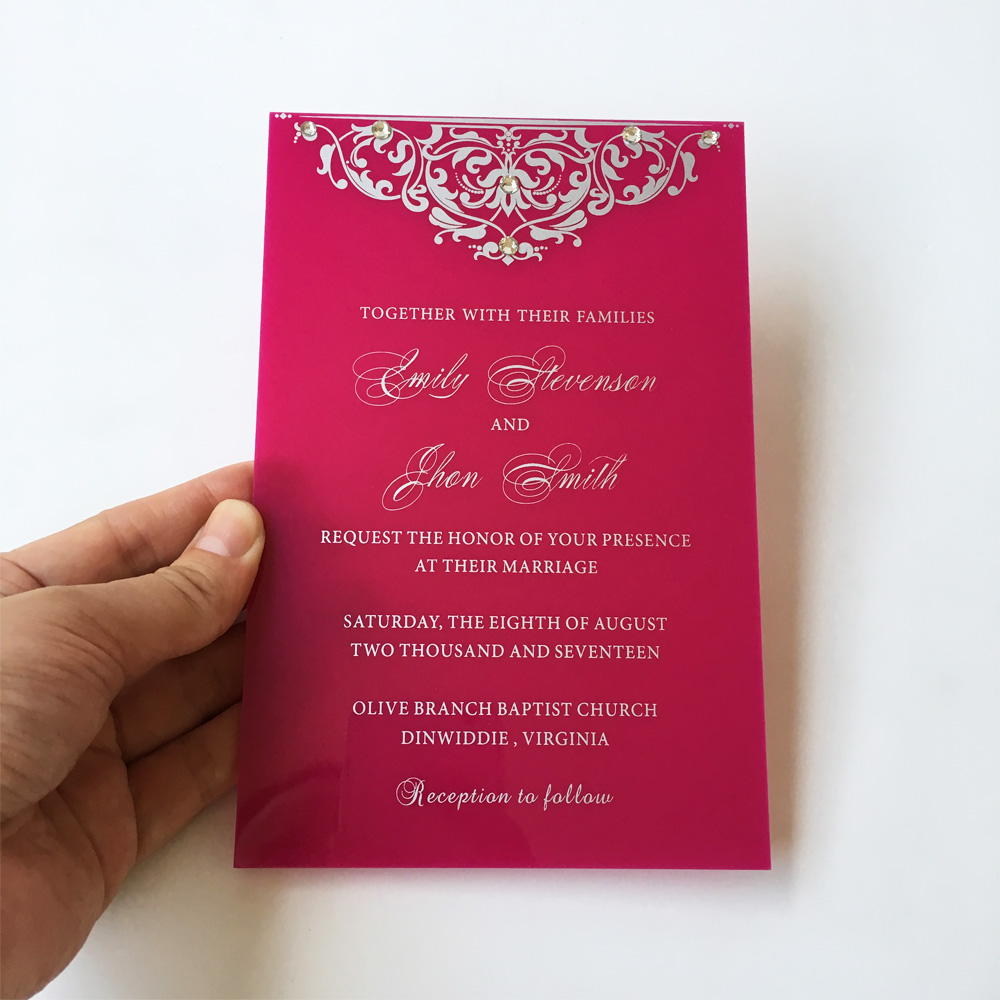 Awesome Cheapest Way To Do Wedding Invitations Vignette ...