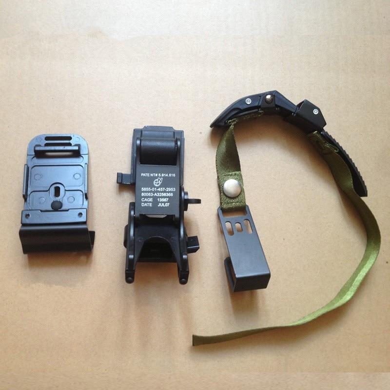 MICH M88 FAST Helmet MOUNT KIT Night Vision Goggle Mount Helmet Accessories For NVG PVS-7 PVS14