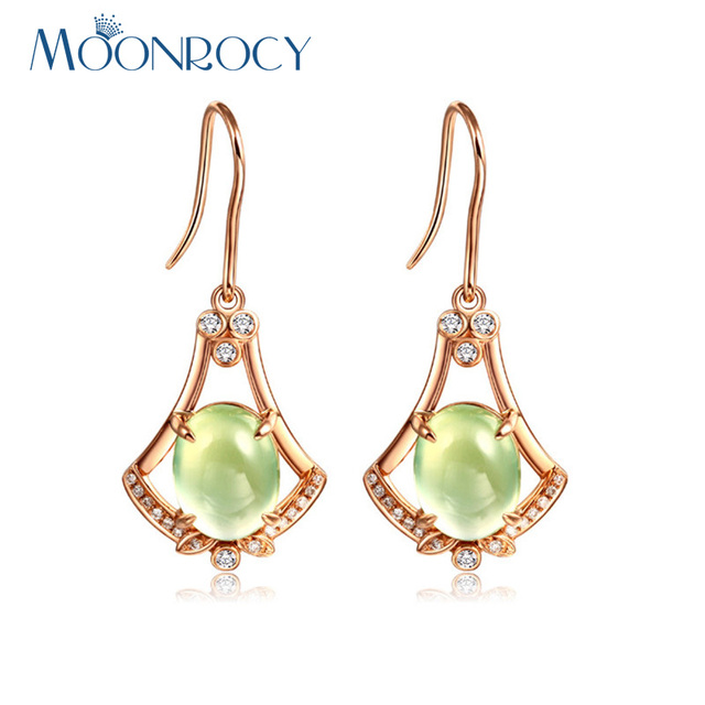 MOONROCY Free Shipping Fashion Jewelry Wholesale Rose Gold Color