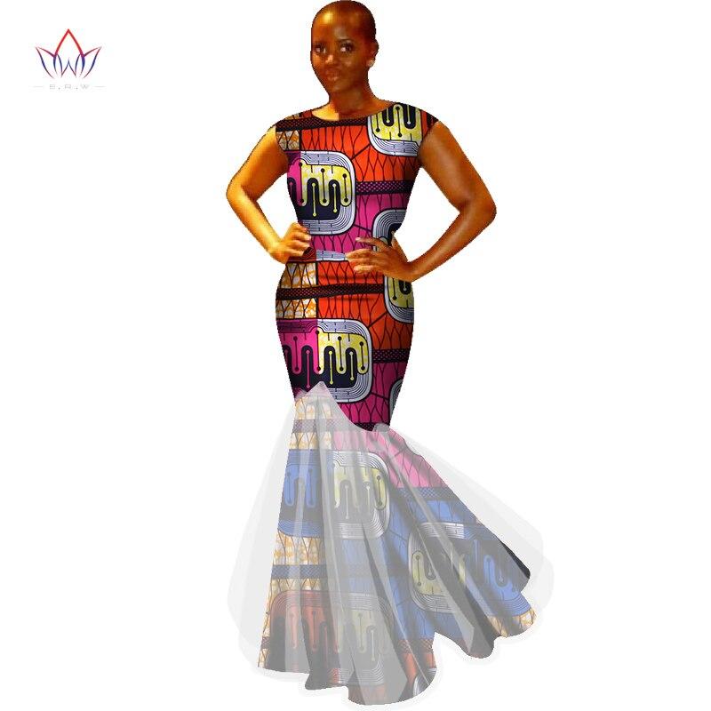 Online Shop BRW 2017 African Women Burgundy Long Dresses Mermaid Pleats  Modest Applique Formal Sexy Veil Dress Robe Maxi Dresses WY564  ea80a7c87759