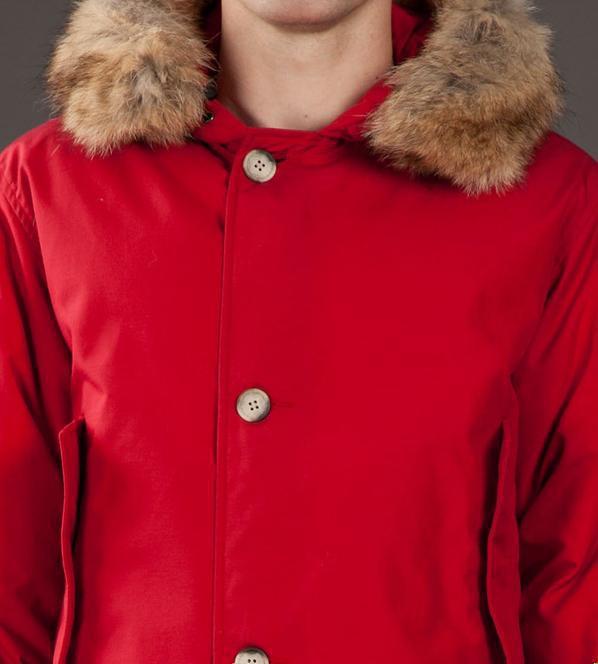 8241 Parka Uomo Arctic Woolrich Piumino Piuma 100 Cappotto 8dqRn6