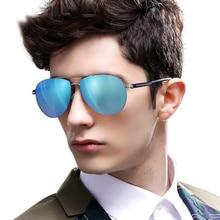2017 Fashion Sunglasses Polarized Glasses Men Driving UV400 Shades Original Brand Points Sun Male Pilot coating Eyewear Outdoors