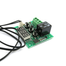Digital temperature controller, DIY temperature controller module, 12V high-precision miniature temperature control board, switc genuine original temperature controller tzn4l r4r