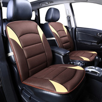2 Front row Sandwich Universal car seat covers for Toyota Corolla Camry Rav4 Auris Prius Yalis Avensis SUV auto accessories seat