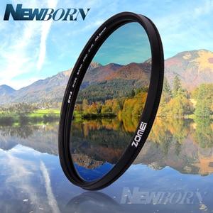 Image 1 - ZOMEI CPL Circular Polarizer Camera filter for Canon Nikon DSLR Camera lens 40.5/49/52mm/55/58/62/67/72/77/82mm